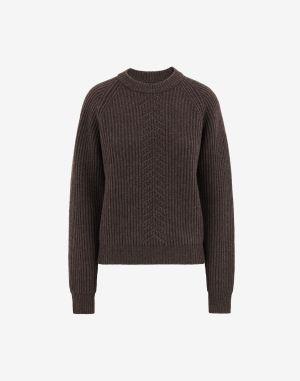 Maison Margiela Crewneck Sweater Wool