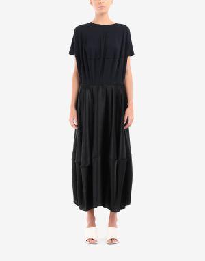 Mm6 By Maison Margiela Dress Dark Blue