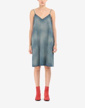 Mm6 By Maison Margiela Dress Blue