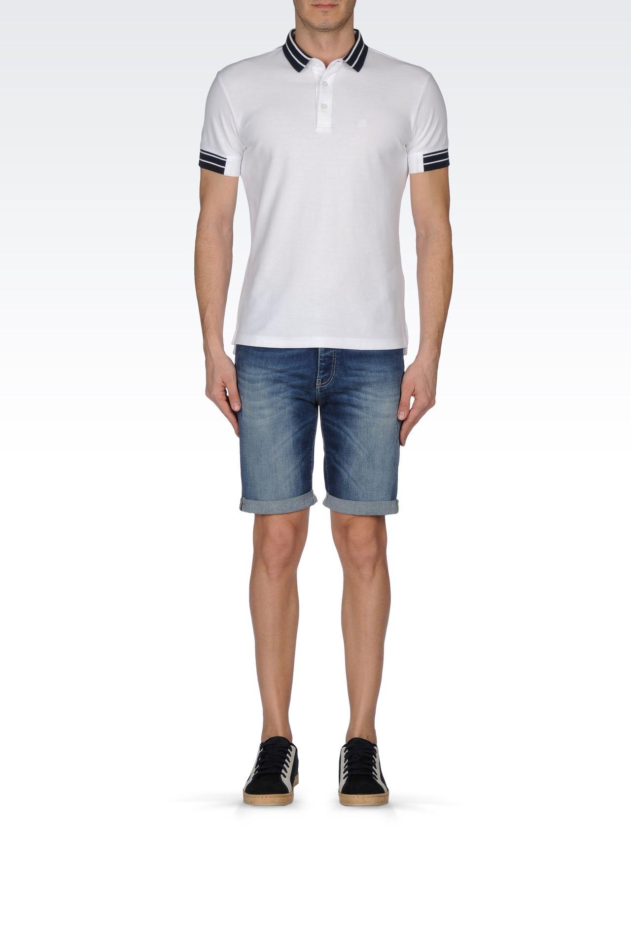 Lee Denim Bermuda Shorts