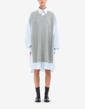 Maison Margiela Long Sleeve Shirt Grey