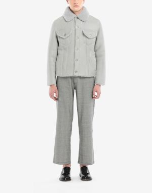 Maison Margiela Blazer Light Grey