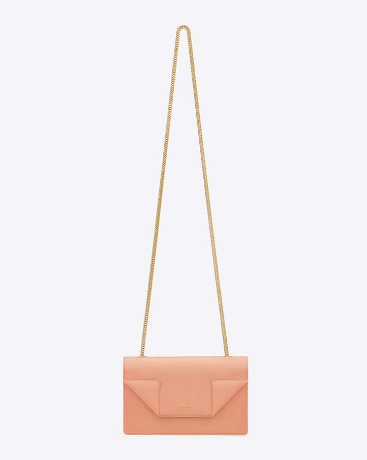 saintlaurent, Classic Small Betty Bag in Blush Leather