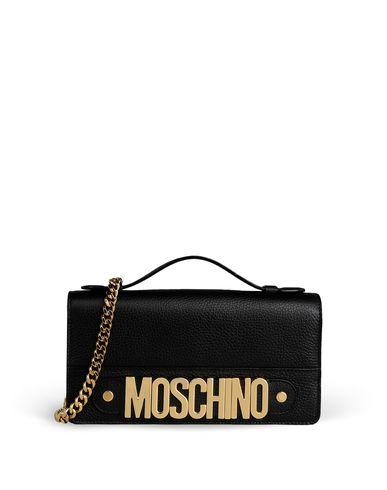 Moschino, Medium leather bag