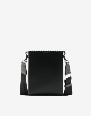 Mm6 By Maison Margiela Crossbody Bag Black