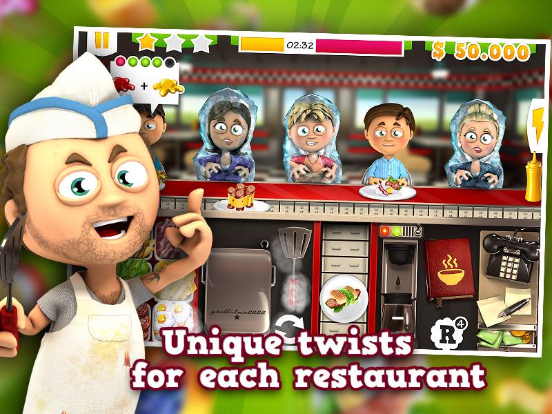 Restaurant Games Free Play Online