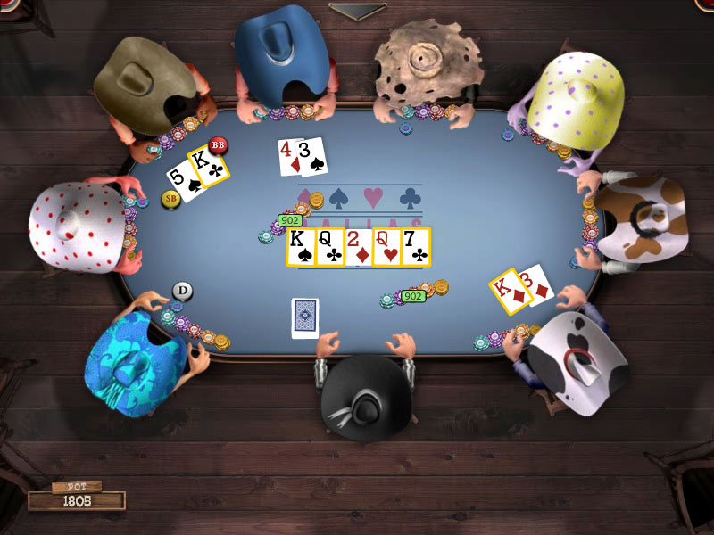 Governor Of Poker Download And Play On Pc Youdagames Com