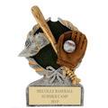 Baseball Resin Sports Trophy