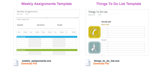 854bfa20a8314c31e3ca6cadfcd5d29b Use OneNote Templates to Streamline Assembly, Elegance, Undertaking, and Tournament Notes Technology