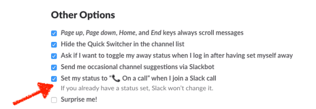 d4e5b739d2a5853a6aae7d5f7dd66952 Slack With out Slacking: The way to Robotically Replace Your Slack Standing Technology