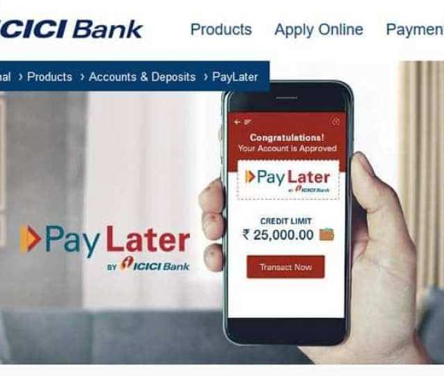 Credit Card Killer This Icici Bank Facility Offers Interest Free Credit Even When Bank