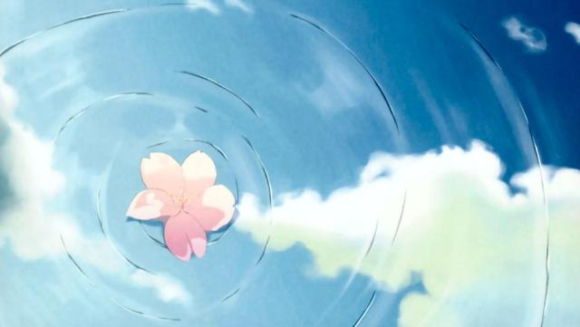 Image result for anime cherry blossom flower