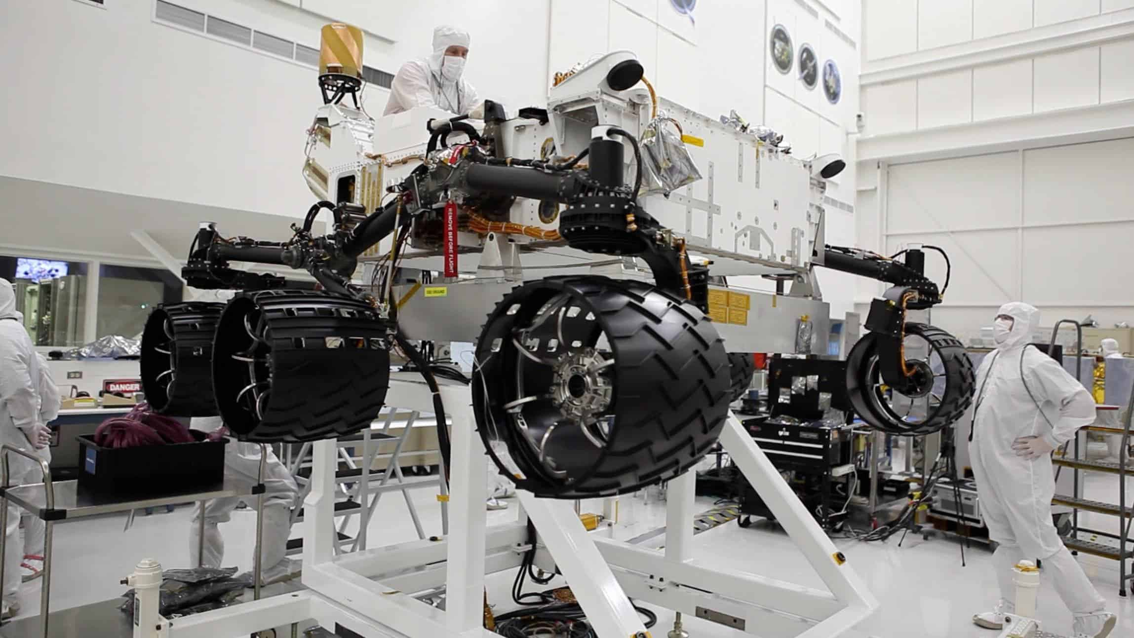 NASA Curiosity Mars Rover will pave the way for the search for life