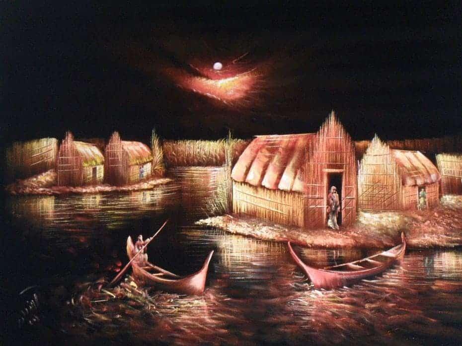 Ma'dan house