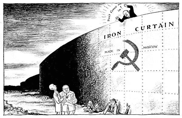 Expansionism Political Cartoon
