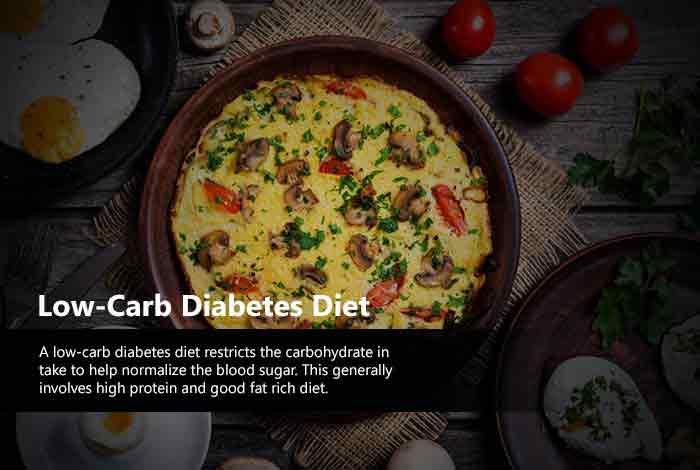 low carb diabetes diet