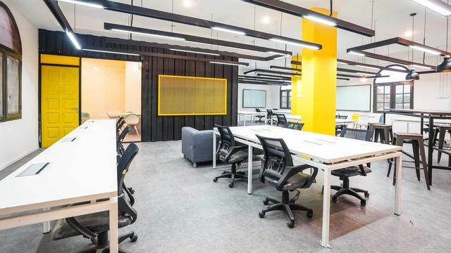 Desain Kantor Milenial