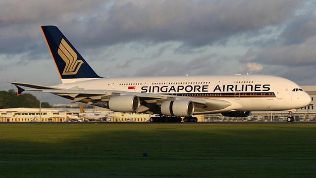 Singapore Airlines Suite Class 2