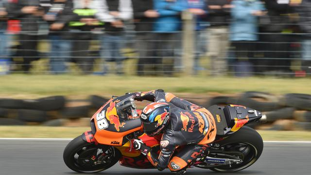 Bradley Smith, MotoGP