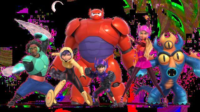 Ternyata Ada Big Hero 6 Di Avengers Age Of Ultron Showbiz Liputan6 Com