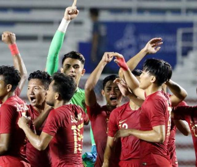 Jadwal Timnas Indonesia U  Vs Singapura Di Sea Games