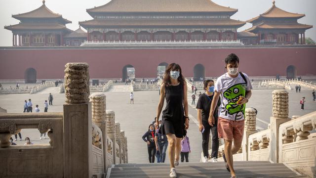 China Wajibkan Swab Anal COVID-19 Bagi Pelancong yang Akan Masuk Tiongkok -  Global Liputan6.com