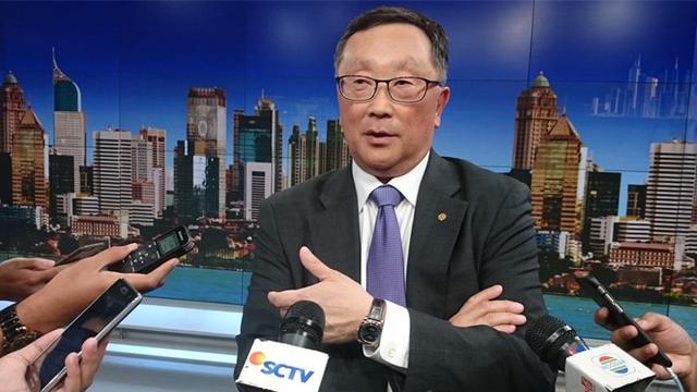 John Chen, Executive Chairman and CEO BlackBerry