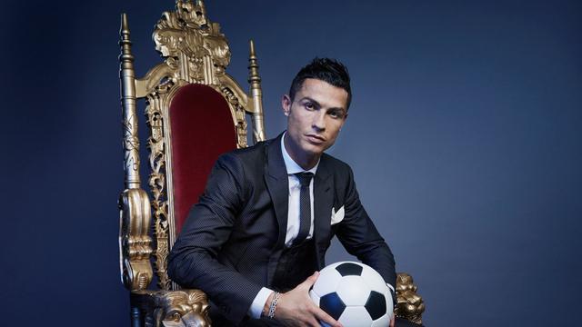 Pemain anyar Juventus, Cristiano Ronaldo