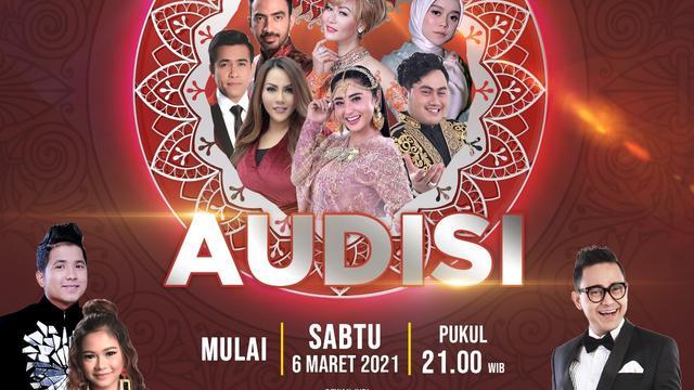 Live Streaming Indosiar Audisi LIDA 2021 Bersama Host Ramzi, Jirayut DAA dan Rara LIDA, Tayang ...