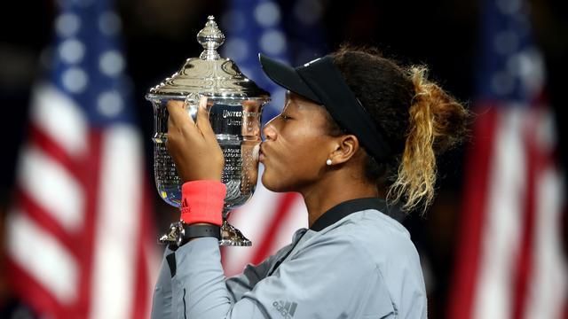 Naomi Osaka Juara US Open