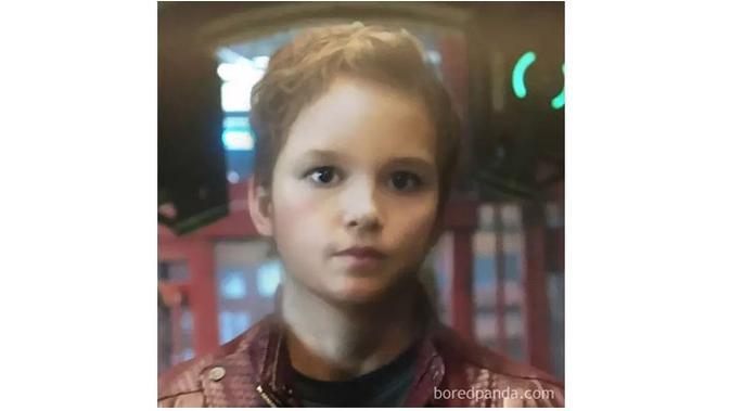 Avengers Pakai Baby Filter (sumber: Boredpanda)