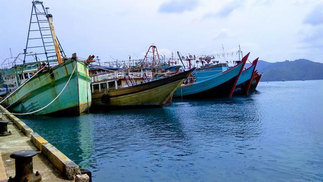 Kapal Nelayan Natuna