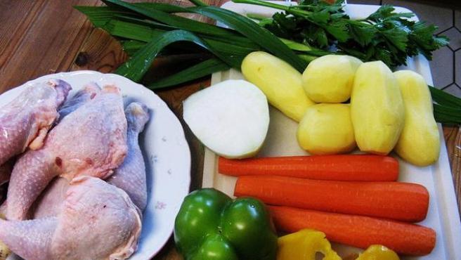 Image result for sup ayam brokoli