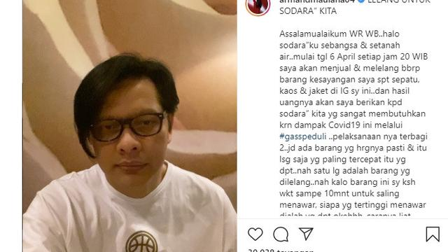 Armand Maulana (Foto: Instagram/@armandmaulana04)