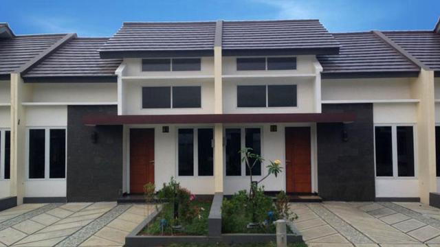 Contekan Untuk Desain Rumah 1 Lantai 2 Kamar Tidur Properti