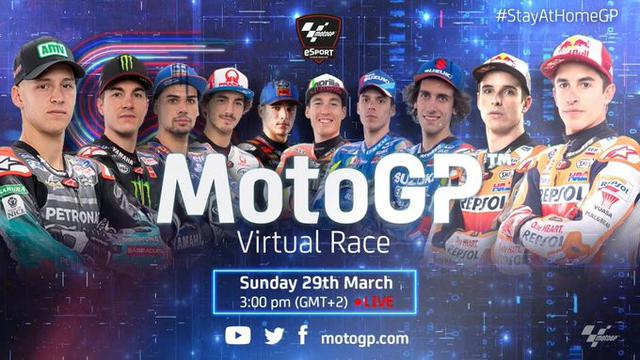 Virtual Race MotoGP