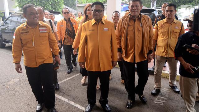 Partai Hanura Daftarkan Bakal Caleg ke KPU