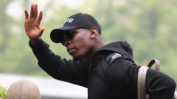 Paul Pogba (AFP Photo/Franck Fife)