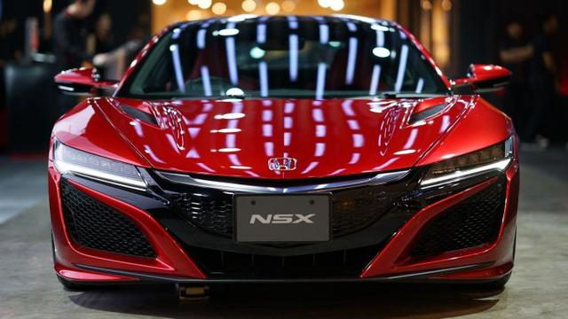 Honda NSX Mendapatkan Penyegaran, Apa yang Berubah?