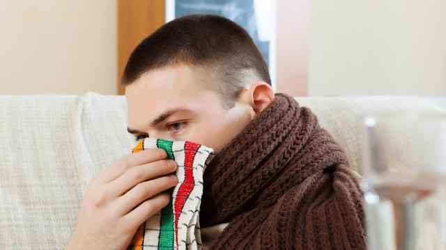 Tips Bebas Flu Usai Begadang Nonton Piala Dunia (Iakov Filimonov/Shutterstock)
