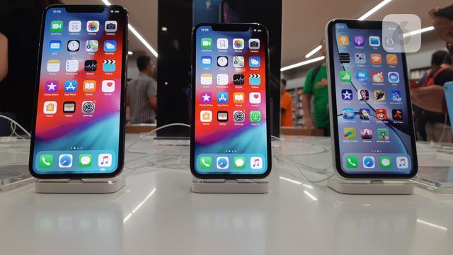 Imbas Penangkapan Petinggi Huawei Produksi Iphone Bisa Dipangkas