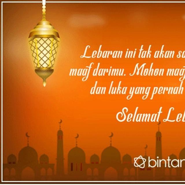 Simak Ucapan Selamat Idul Fitri Dari Para Kepala Negara Ramadan