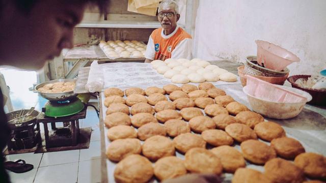 Fermentor Donat ala Mahasiswa ITS