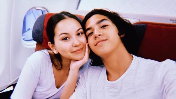 [Bintang] Al Ghazali dan Alyssa Daguise