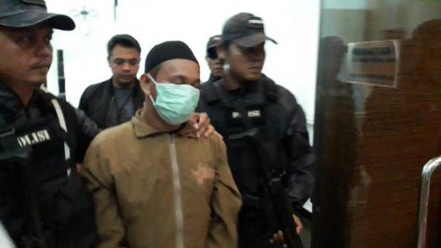 Pria Ancam Penggal Jokowi