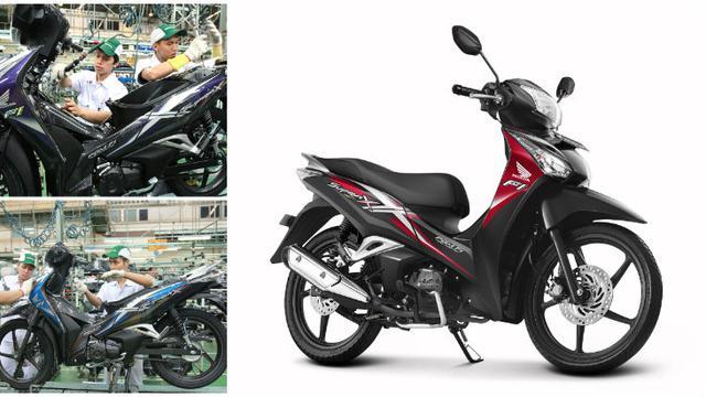Perbedaan Honda Supra X 125 Fi dengan Supra X Helm In, Apa Saja?
