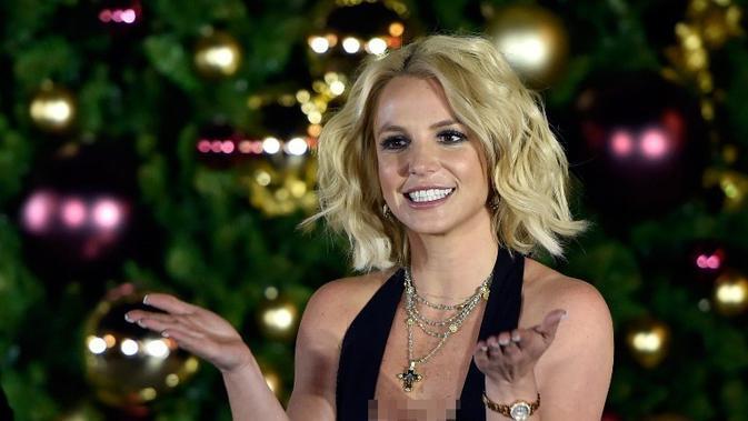 Britney Spears. (AFP/Bintang.com)