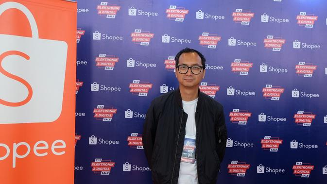 Country Brand Manager Shopee Indonesia, Rezki Yanuar