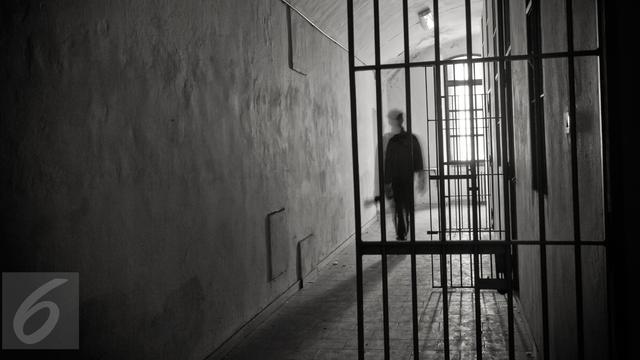 Ilustrasi Sel, Tahanan, dan Rumah Tahanan