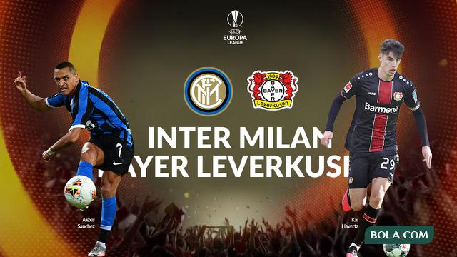 Liga Europa - Inter Milan Vs Bayer Leverkusen